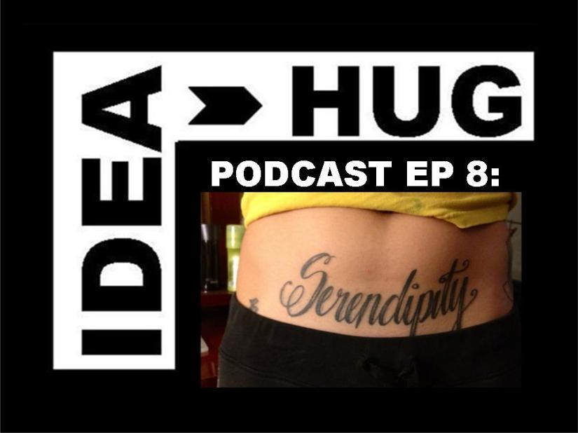 IdeaHug Podcast EP 8: A Serendipity TrackingWebsite