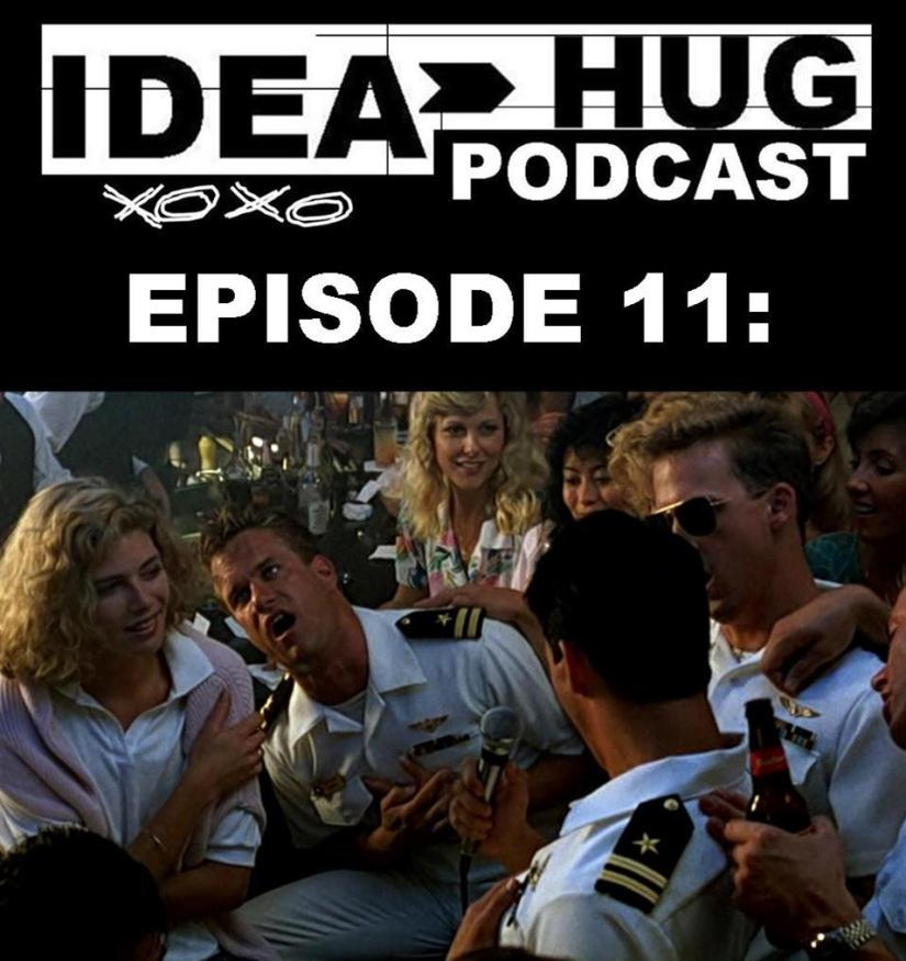 IdeaHug Episode 11: Rent a Wingman – The art of theWingman