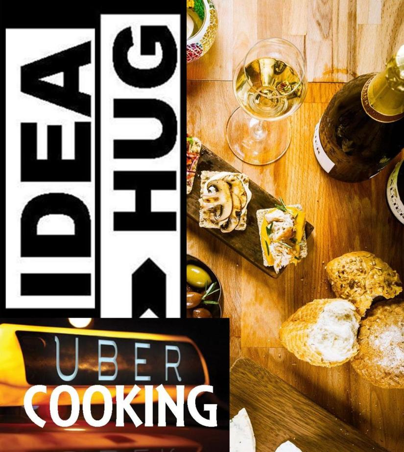 IdeaHug Podcast Episode 13: Uber Cooking & RideShare Partying